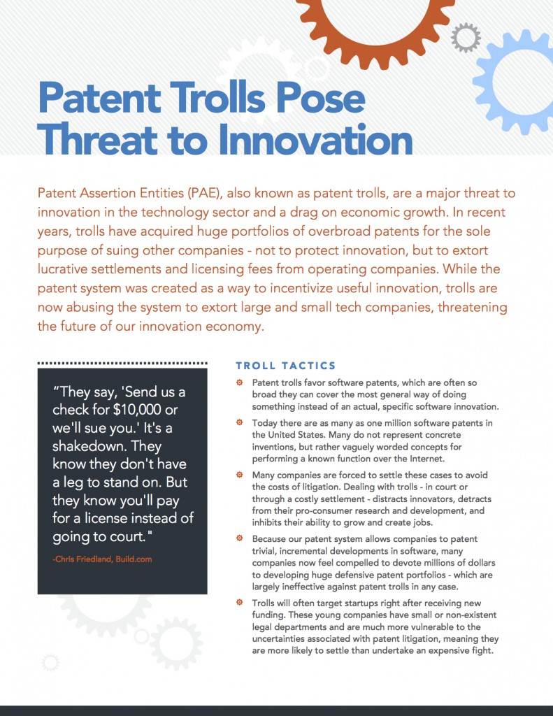 patent trolls April 26: significant for you perhaps it's your birthday if not, i bet you're a patent  lawyer, or someone who works with patent lawyers for april 26 is world.